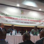 IMPROVING THE EFFECTIVENESS OF THE AFRICAN COURT ON HUMAN AND PEOPLES' RIGHTS (AFCHPR)